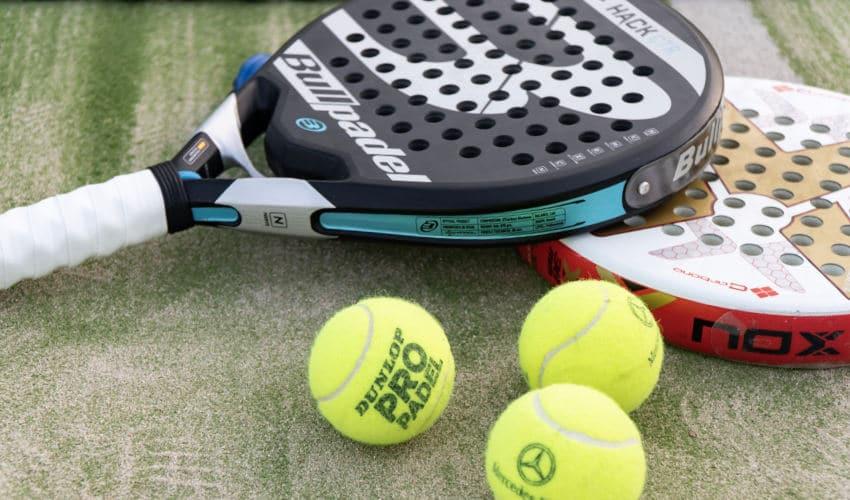 padel racket shapes